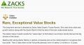 Zacks Value Investor