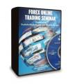 John Carter and Hubert Senters - Forex Online Trading the Market Seminar - CD Over 15 Hours