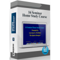16 Seminar Home Study Course (Option Strategist)