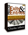 Charles LeBeau - Precise Exits & Entries - 2 DVDs + Manual